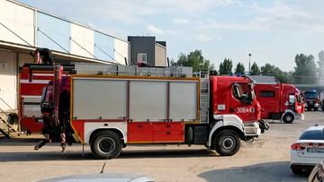 Burze nad Polską. Strażacy interweniowali 546 razy
