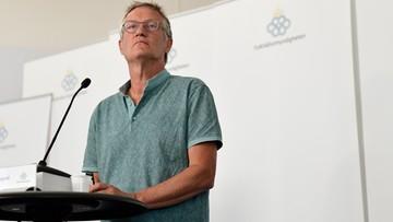 """""""W Szwecji epidemia koronawirusa cofa się, idziemy w przeciwnym kierunku niż reszta świata"""""""