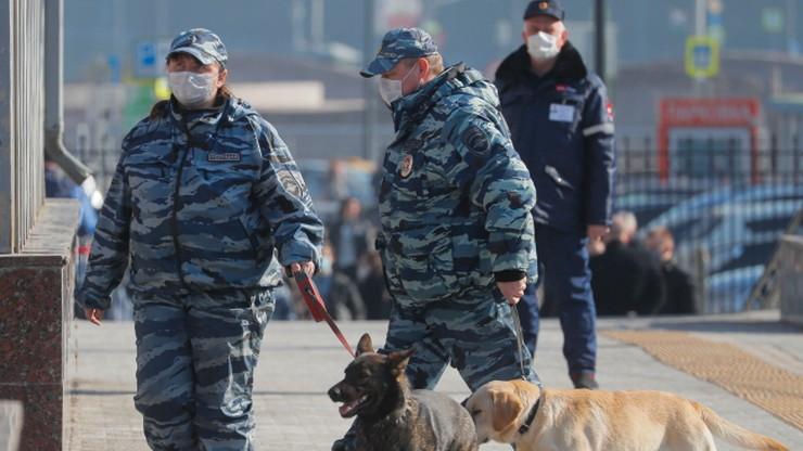 Rosja zamyka swoje granice w związku z epidemią koronawirusa