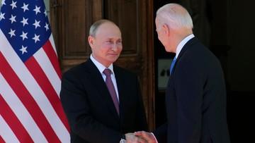 Spotkanie Biden-Putin. O czym będą rozmawiać?