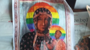 27-latka usłyszała zarzut profanacji wizerunku Matki Bożej Częstochowskiej