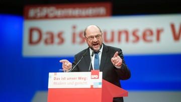 """""""Popatrzcie na to, co dzieje się w Polsce"""" Martin Schulz przestrzega przed osłabianiem Europy"""