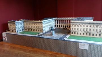 Jakubiak: chcę, aby rachunek za odbudowę Pałacu Saskiego zapłacili Niemcy