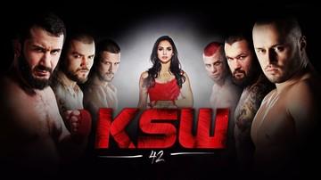 KSW 42: Skróty wszystkich walk