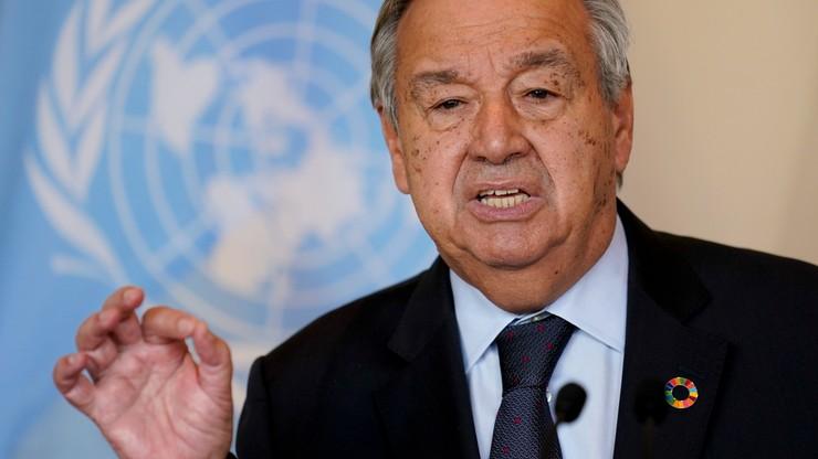 """Talibowie zamierzają przystąpić do ONZ. """"Wniosek będzie rozpatrzony"""""""
