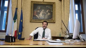 Nowy szef włoskiego MSW: nielegalni imigranci muszą pakować walizki