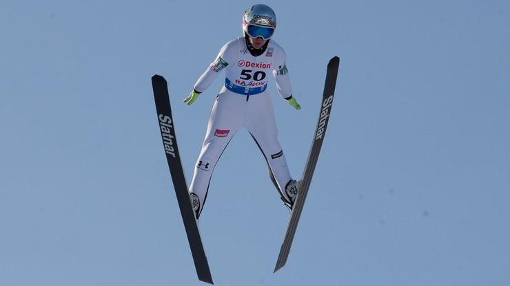 MŚ Oberstdorf 2021: Rekord skoczni nie wystarczył! Ema Klinec mistrzynią świata