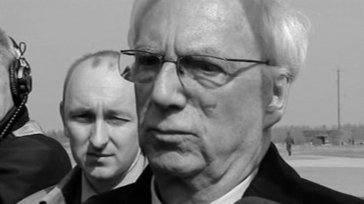 Zmarł były ambasador RP w Moskwie Jerzy Bahr
