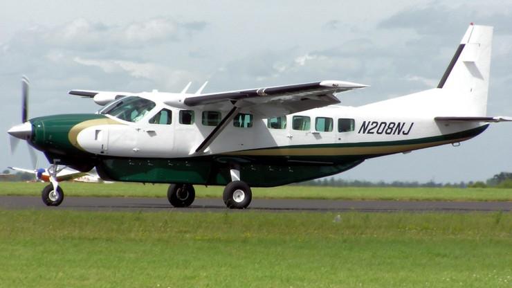 Znaleziono wrak samolotu, który zniknął z radarów w Kenii. W katastrofie zginęło 10 osób