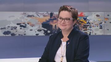 """""""Ludzie mówią: zróbcie wszystko, aby PiS nie rządził"""". Katarzyna Lubnauer w """"Graffiti"""""""
