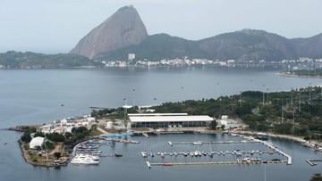 W wodzie lepiej nie otwierać ust - usłyszeli sportowcy w Rio