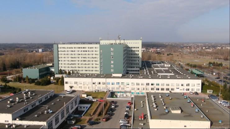 """Dramatyczna sytuacja w radomskim szpitalu. """"Mała Syria, drugie Kosowo"""""""