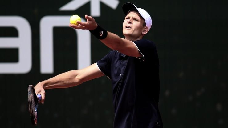 ATP w Dubaju: Hubert Hurkacz awansował do 1/8 finału