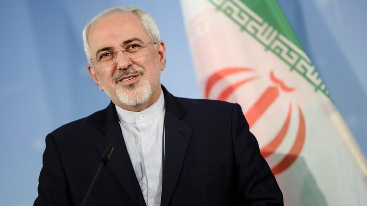 Szef MSZ Iranu: dekret Trumpa prezentem dla terrorystów