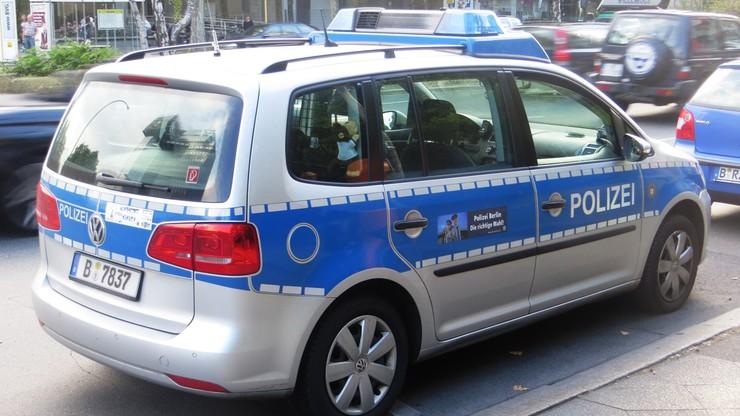 W Berlinie zatrzymano islamistę, przejęto broń i amunicję