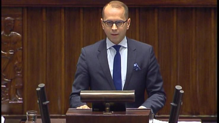 Szczerba: zaskarżę do Strasburga decyzję marszałka Sejmu. Chodzi o wykluczenie z obrad