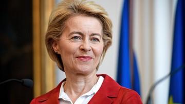 Polsat News: von der Leyen przyleci do Polski. Spotka się z premierem Morawieckim