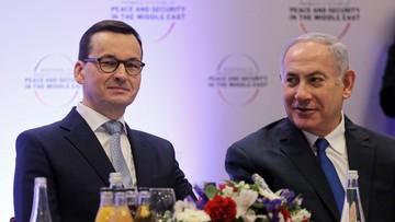 Departament Stanu USA wzywa Izrael i Polskę do podjęcia dialogu