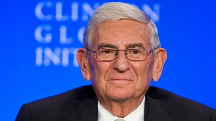 Zmarł miliarder i filantrop Eli Broad. Jego majątek wyceniany był na 6,9 mld dolarów