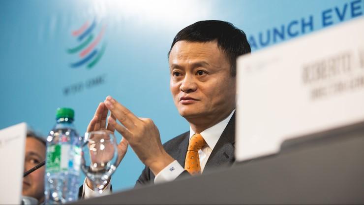 Zaginiony miliarder? Założyciel AliExpress Jack Ma nie pokazuje się od miesięcy