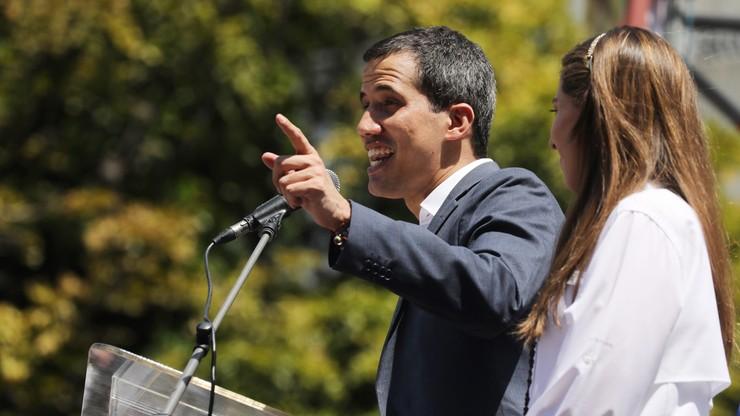 Włochy zablokowały oświadczenie UE ws. uznania Guaido za tymczasowego prezydenta Wenezueli