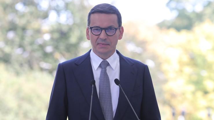 KE wnioskuje o nałożenie kar na Polskę. Mateusz Morawiecki: błędnie zrozumieli naszą odpowiedź