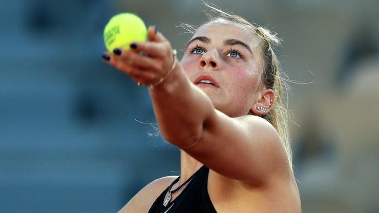 Roland Garros: Kim jest Marta Kostiuk, rywalka Igi Świątek?