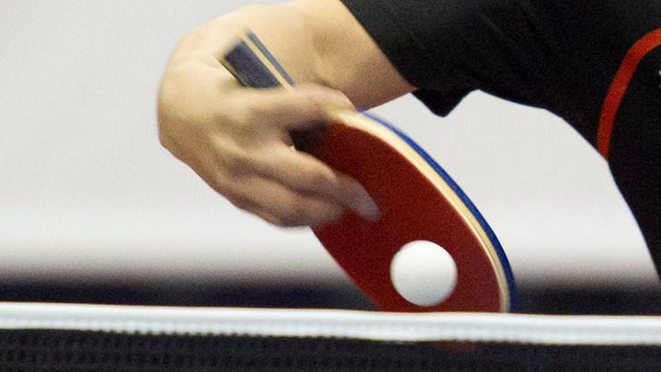 MME w tenisie stołowym: Srebrny medal Anny i Katarzyny Węgrzyn w deblu