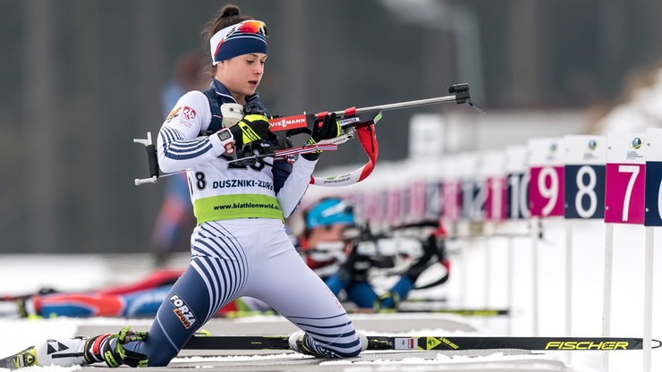 Biathlon. Polka Kamila Żuk mistrzynią Europy