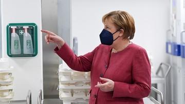 Prezydent Ukrainy: nie liczę, że Merkel przyjedzie do nas z prezentami