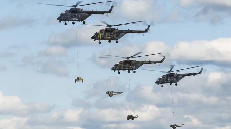 Oficjalne zakończenie manewrów Zapad-2021 w piątek. Rosyjscy wojskowi zaczynają opuszczać Białoruś