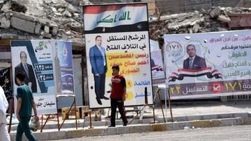 Wybory w Iraku: niepełne wyniki wskazują na porażkę premiera