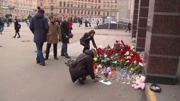 Zamachowiec w Petersburgu miał działać na rozkaz Al-Kaidy