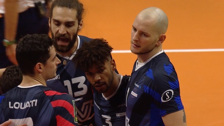 SuperLega: Vero Volley Monza - Top Volley Cisterna. Transmisja w Polsacie Sport Extra