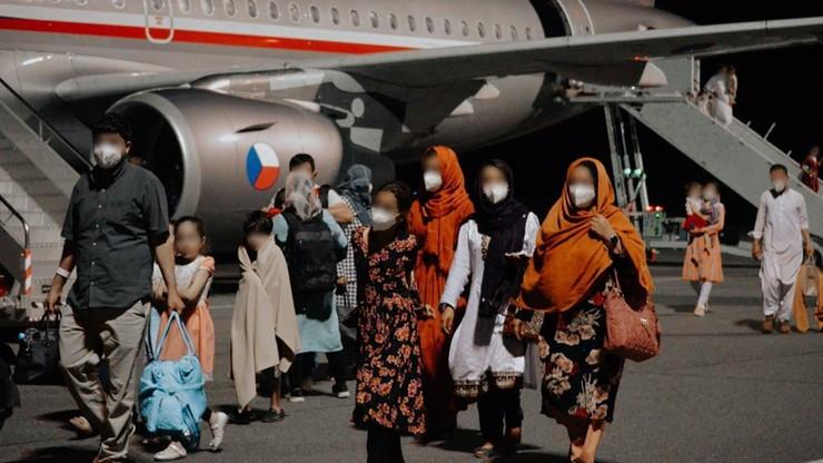 Czechy. W Pradze wylądował samolot ewakuacyjny z Kabulu z dwiema Polkami na pokładzie