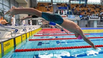 Otylia Swim Cup w Lublinie. Mistrzyni olimpijska szuka pływackich talentów