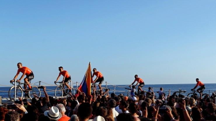 Vuelta a Espana: Szóste miejsce CCC na inaugurację