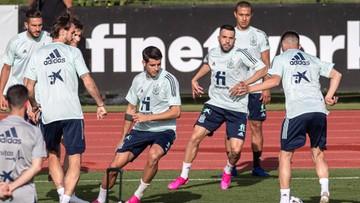 Hiszpania: Kadra na Euro 2020