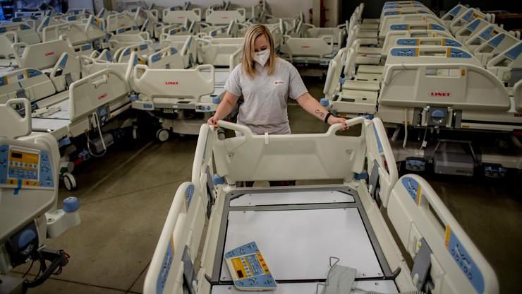 Czeska pacjentka z Covid-19 przyjęta w polskim szpitalu