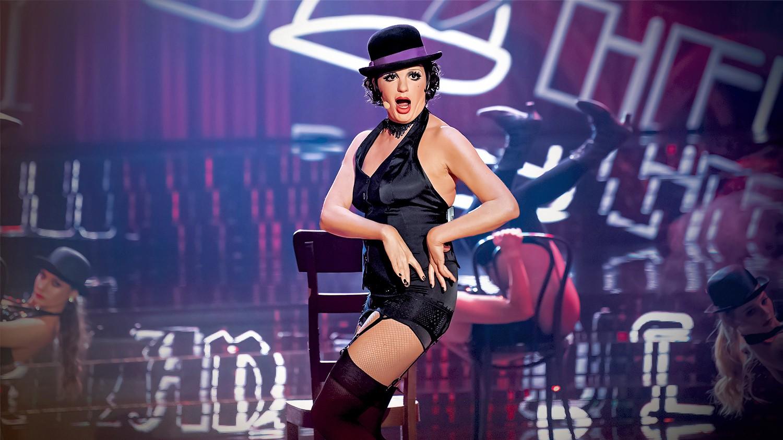 Tamara Arciuch jako Liza Minnelli i jej super Mein Herr - Polsat.pl