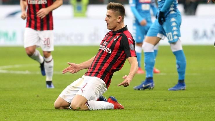 Piątek blisko pierwszej premii w AC Milan