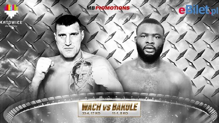 MB Boxing Night: Piekielnie trudne wyzwanie przed Wachem!