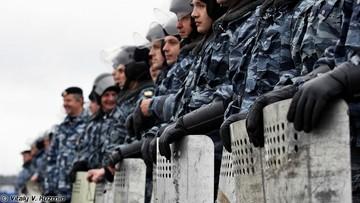 Najsurowsza dotąd kara za protesty na Białorusi. Aktywista trafi do kolonii karnej