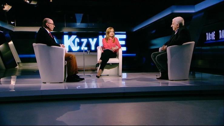 """""""Oprócz ministra Błaszczaka, trzeba też odwołać ministra Zielińskiego"""" - Meysztowicz w """"Tak czy Nie"""""""
