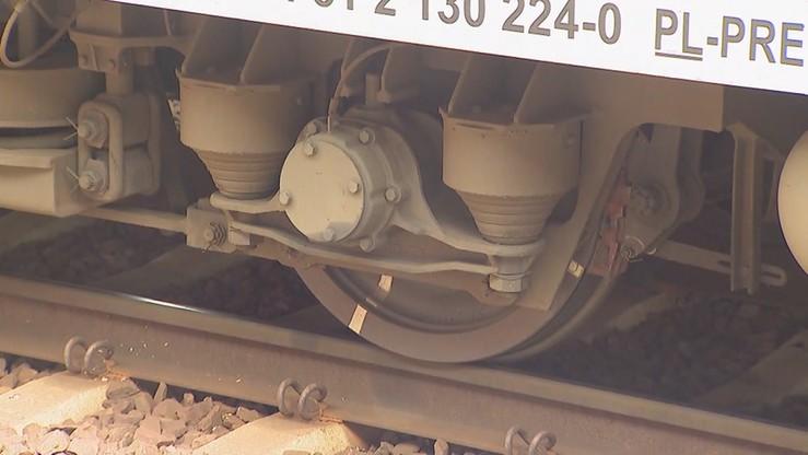 Śmiertelny wypadek na torach na Mazowszu. Pociąg potrącił mężczyznę