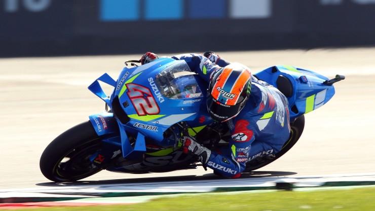 MotoGP: Rins wygrał na Silverstone. Kraksa z udziałem Quartararo i Dovizioso