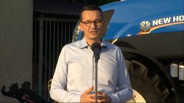 Premier: mamy plan dla wsi; składa się on na wiele konkretnych działań