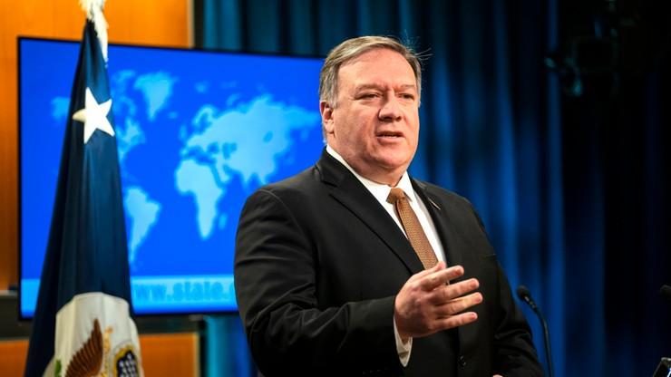 Pompeo zapowiedział sankcje za śledztwa Międzynarodowego Trybunału Karnego wobec Amerykanów