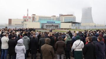 Awaria w elektrowni atomowej w Ostrowcu. Białoruś uspokaja, Litwa żąda wyjaśnień