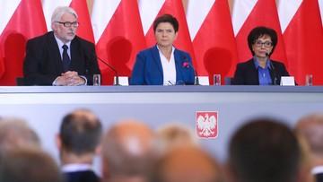 Premier Szydło: nie ma mowy o Polexicie